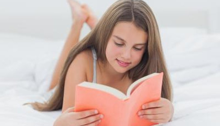 Frequent reading helps develop reading speed.