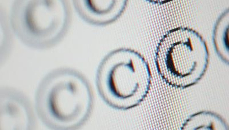 How to Copyright Protect a Document