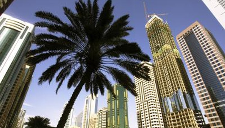 Dubai is part of the United Arab Emirates