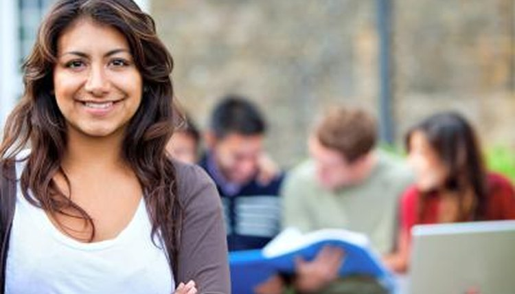 Image of an undergraduate student.