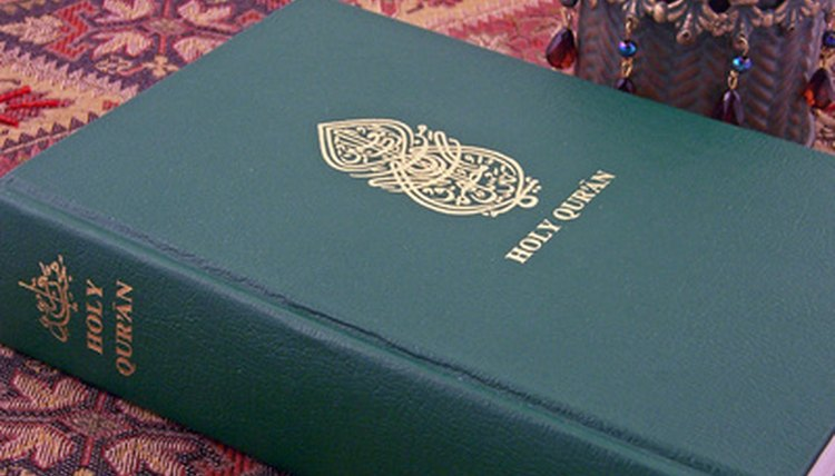 The Qur'an is the primary sacred text in Islam.