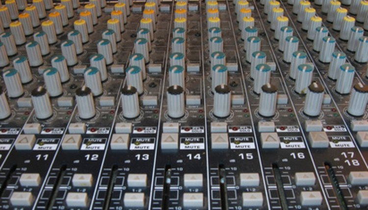 The size of a sound board significantly impacts your sound booth.