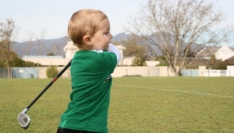 As with most sports, the younger they start, the faster they tend to pick up good habits.