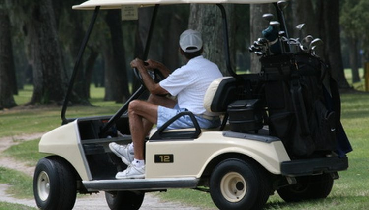 Keep your golf cart in good running condition with a little know-how.