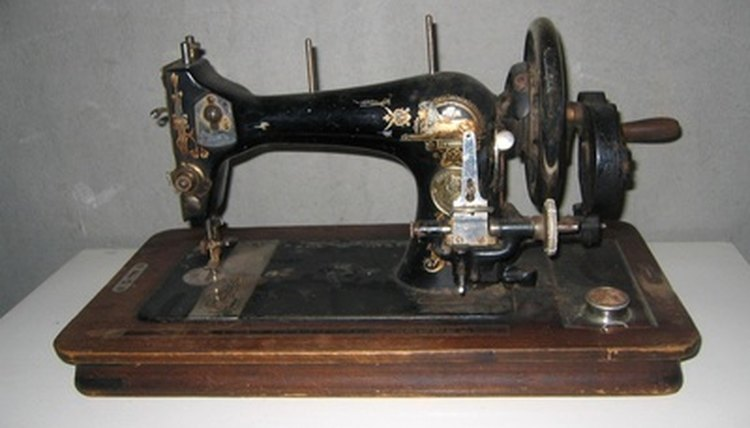 the value, old Singer sewing machines