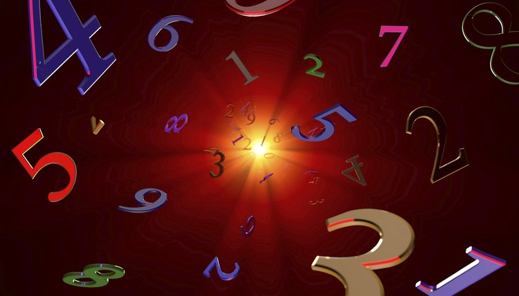 Numerology assigns a special significance to each number.