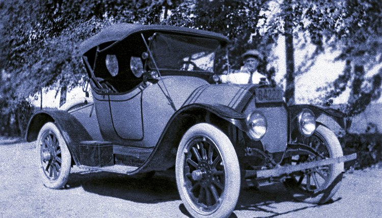 The affordable automobile was perhaps the most influential and coveted luxury of the 1920s.