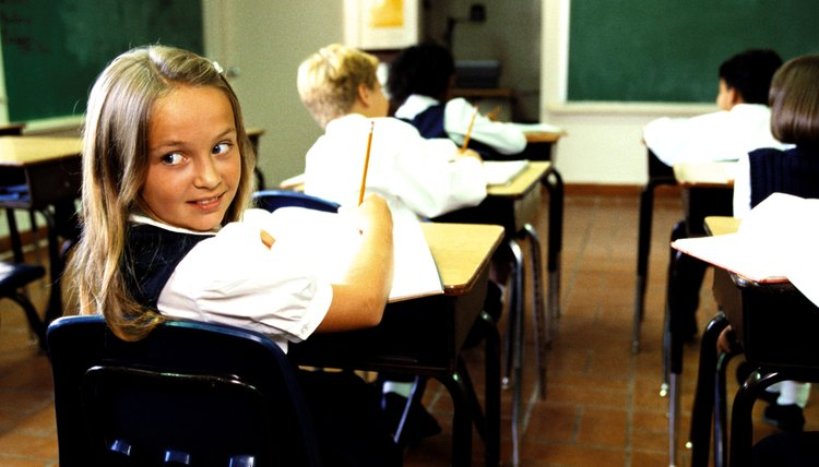 School uniforms help to minimize disciplinary problems.