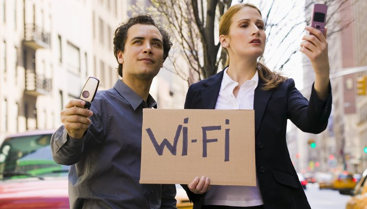 Require authorization to allow only specific people on your Wi-Fi network.