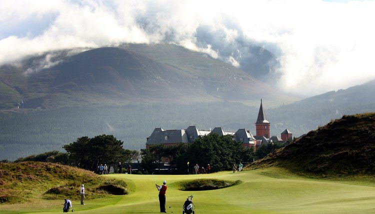 Royal County Down is considered the best golf course in the world by many for it's tradition and splendor.