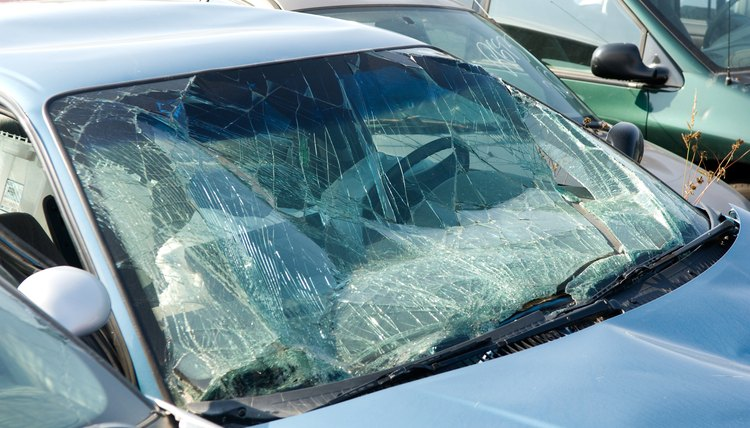 If you have the proper coverage, insurance can cover broken auto glass.