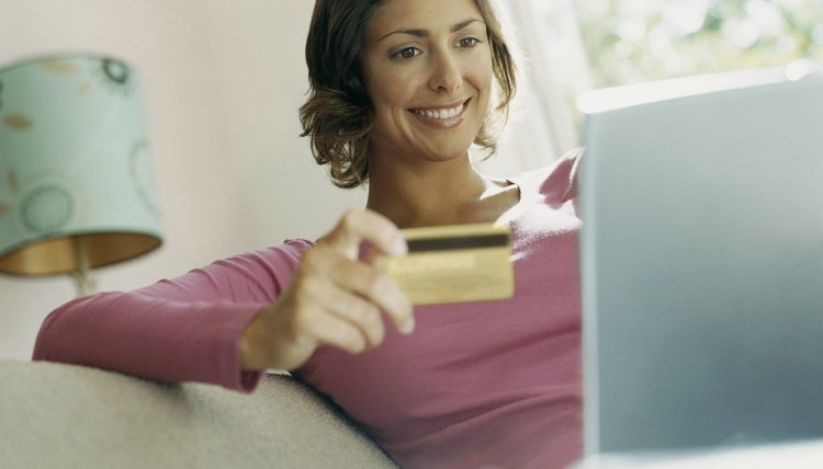 Travel companies generally place holds on your account when you make reservations online.