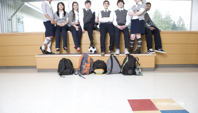 The Role Of School Uniforms Education Essay