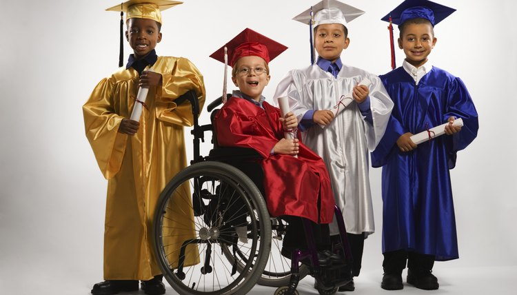 Schools should aspire toward an inclusive environment with regard to physical and mental disabilities.