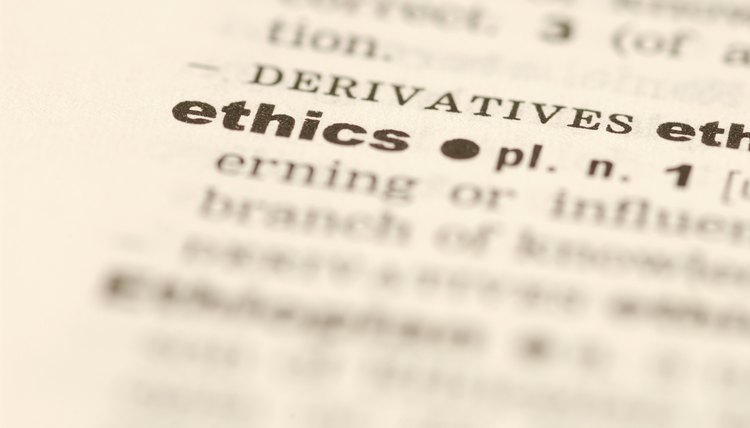 Religious ethics and secular ethics can be interrelated.
