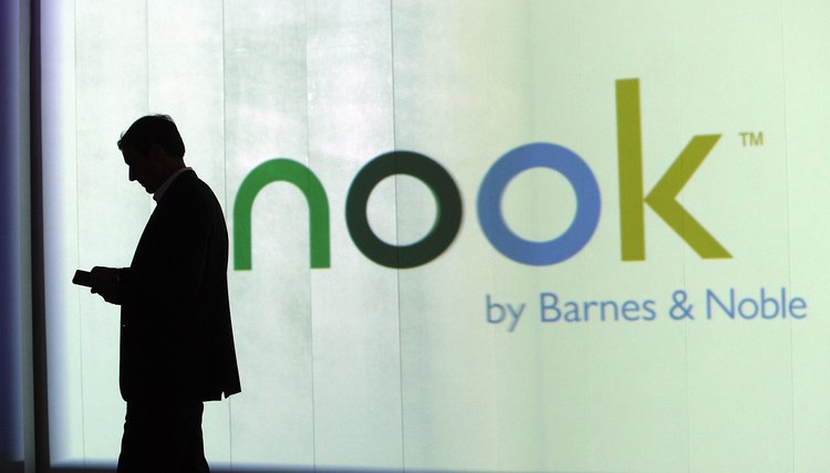 The Nook is a leading alternative to the Kindle.