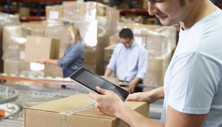 Job Description For A Warehouse Order Puller