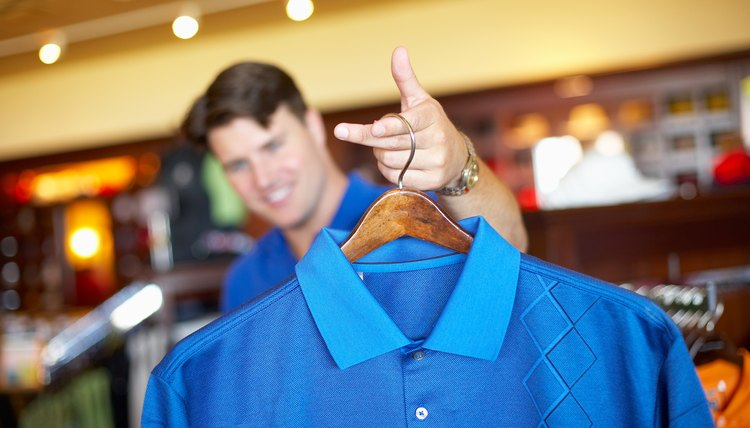 Personalize your shirt to match your game.