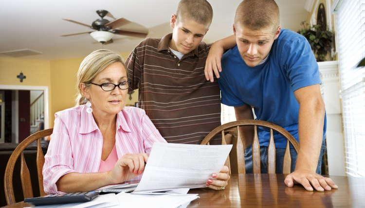 Money management skills help minors avoid debt.