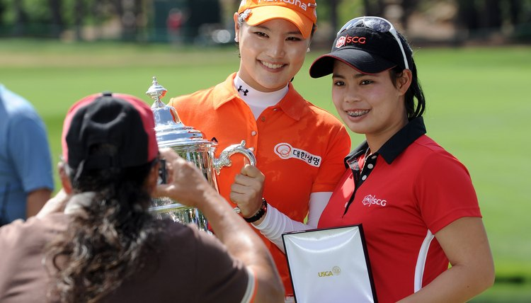 So Yeon Ryu mastered the altitude and won the 2011 U.S. Women's Open at the Broadmoor.