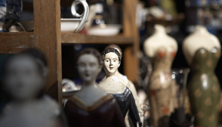How to Value a Porcelain Doll