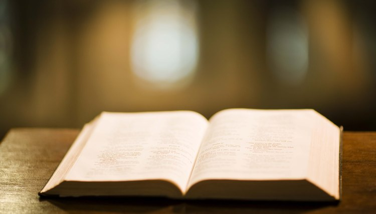 Many literary texts lend themselves to theological studies.