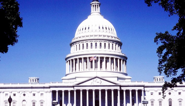 The 73rd U.S. Congress, elected in 1932, passed major New Deal legislation.