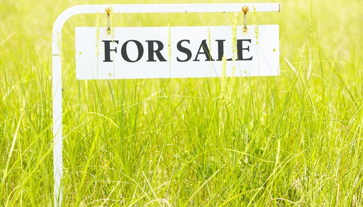 how to sell land privately