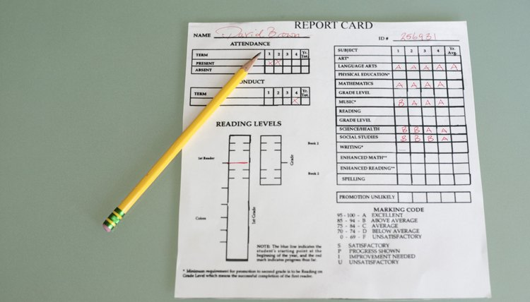 Parents and teachers need to know how to interpret achievement test scores.