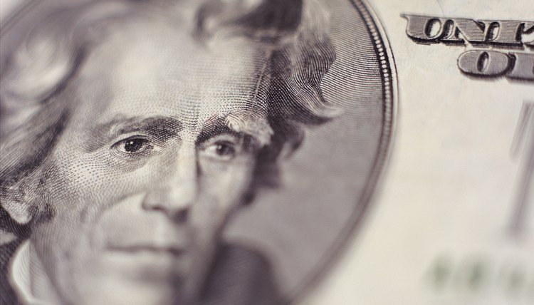 Andrew Jackson, featured on the $20 bill, helped launch the era of Jacksonian Democracy.