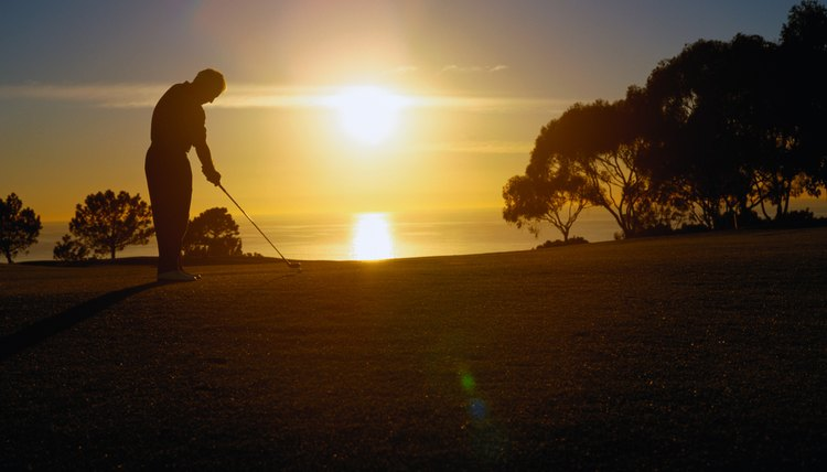 It might feel good to be in the sun, but golfers should take precautions.