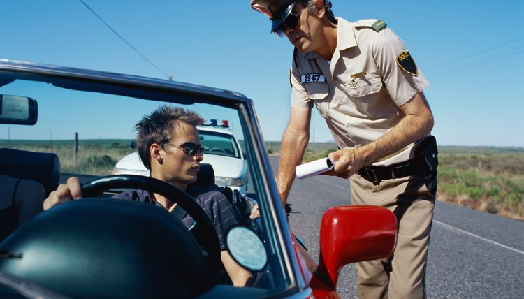 Accountability after a speeding violation can indirectly protect your credit.