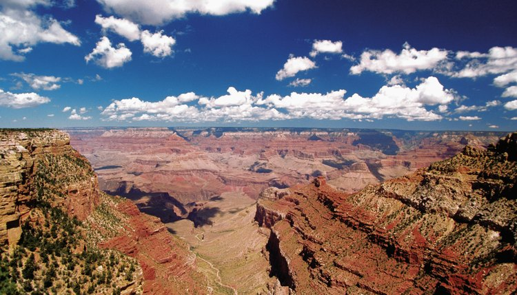 The Grand Canyon is one of many parks under the jurisdiction of Congress.