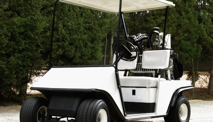 Replacing lights in a golf cart can be easy with the right tools.