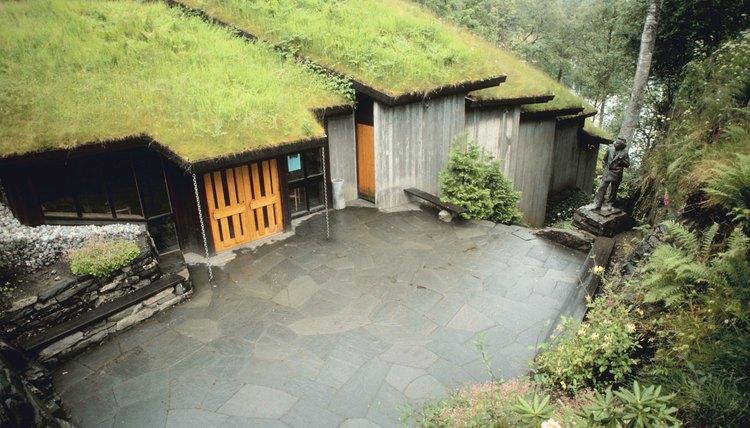 Low Impact Underground Homes Sciencing