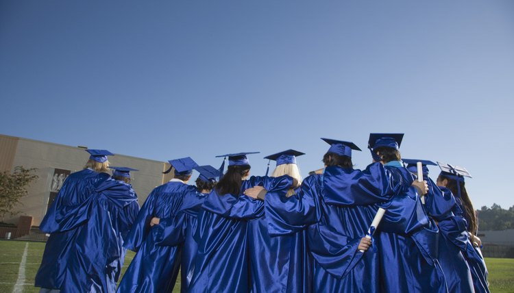 Although requirements have changed, graduating from high school early is still possible.