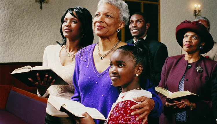 Family worship helps develop a person's beliefs.