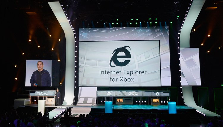 IE is ubiquitous across Microsoft product lines.