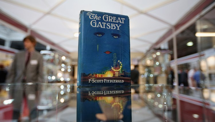 """The Great Gatsby"" portrays the changing morality and standards of the 1920s."