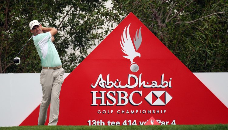 Padraig Harrington was disqualified from a 2011 tournament in Abu Dhabi for an infraction that occurred one day earlier.