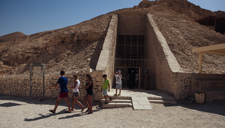 More tombs and artifacts in the Valley of Kings are being discovered all the time.