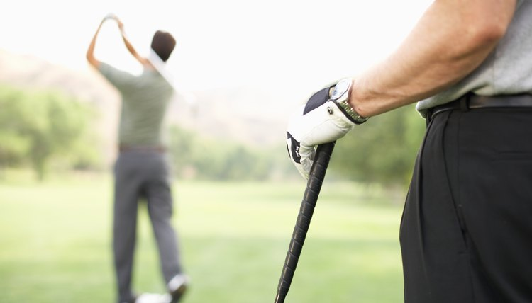Golf grips are easy to care for with just a few simple steps.