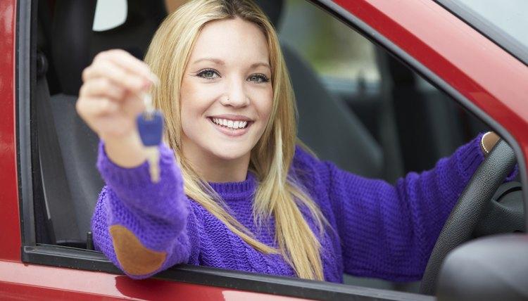 Kwalifikujących się do leasingu samochodu