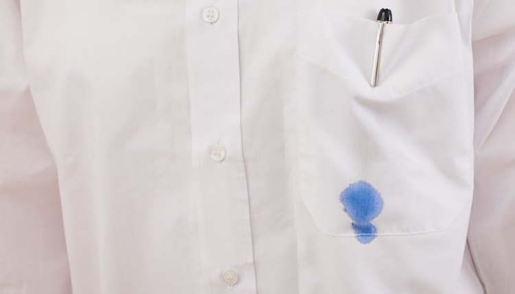 Don't let ink ruin your favorite clothes.