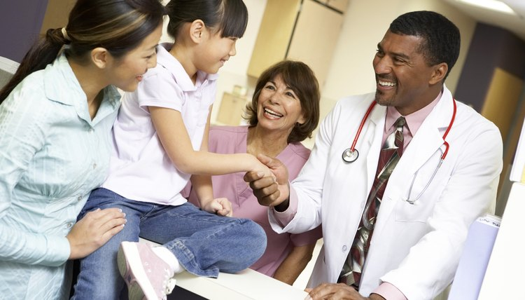 Aspiring family doctors should take undergraduate courses in science, mathematics and the humanities.