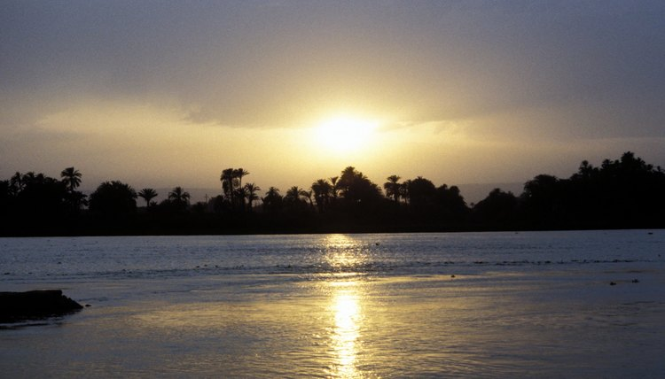 The Nile has influenced human civilization for over four millennia.