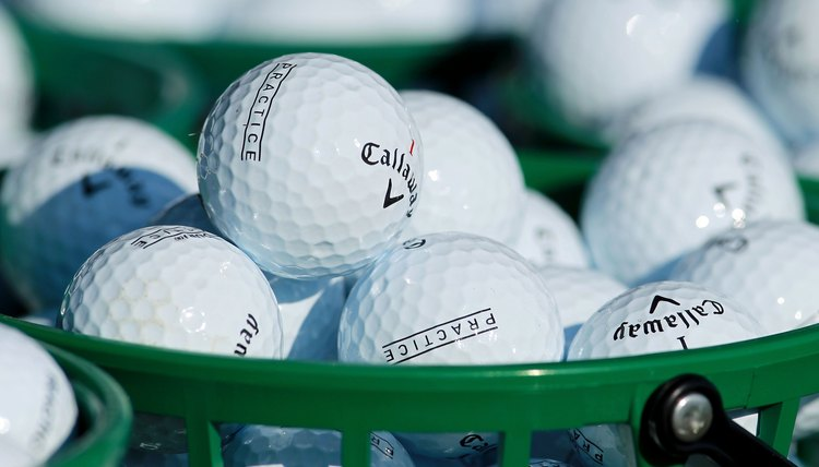 Callaway balls offer many different options depending on your type of game.