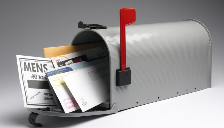 Liven up your boring, gray mailbox.