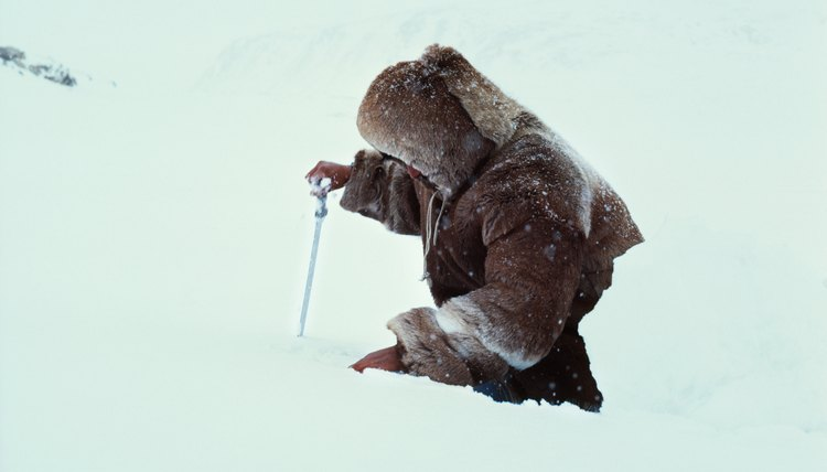 Eskimos have a rich history of cultural beliefs and ceremonies honoring nature.