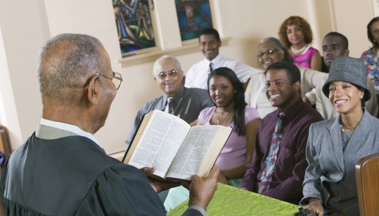 how to become a church minister